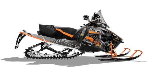 "2016 Arctic Cat XF 6000 137"" CrossTrek  ES in Ortonville, Minnesota"