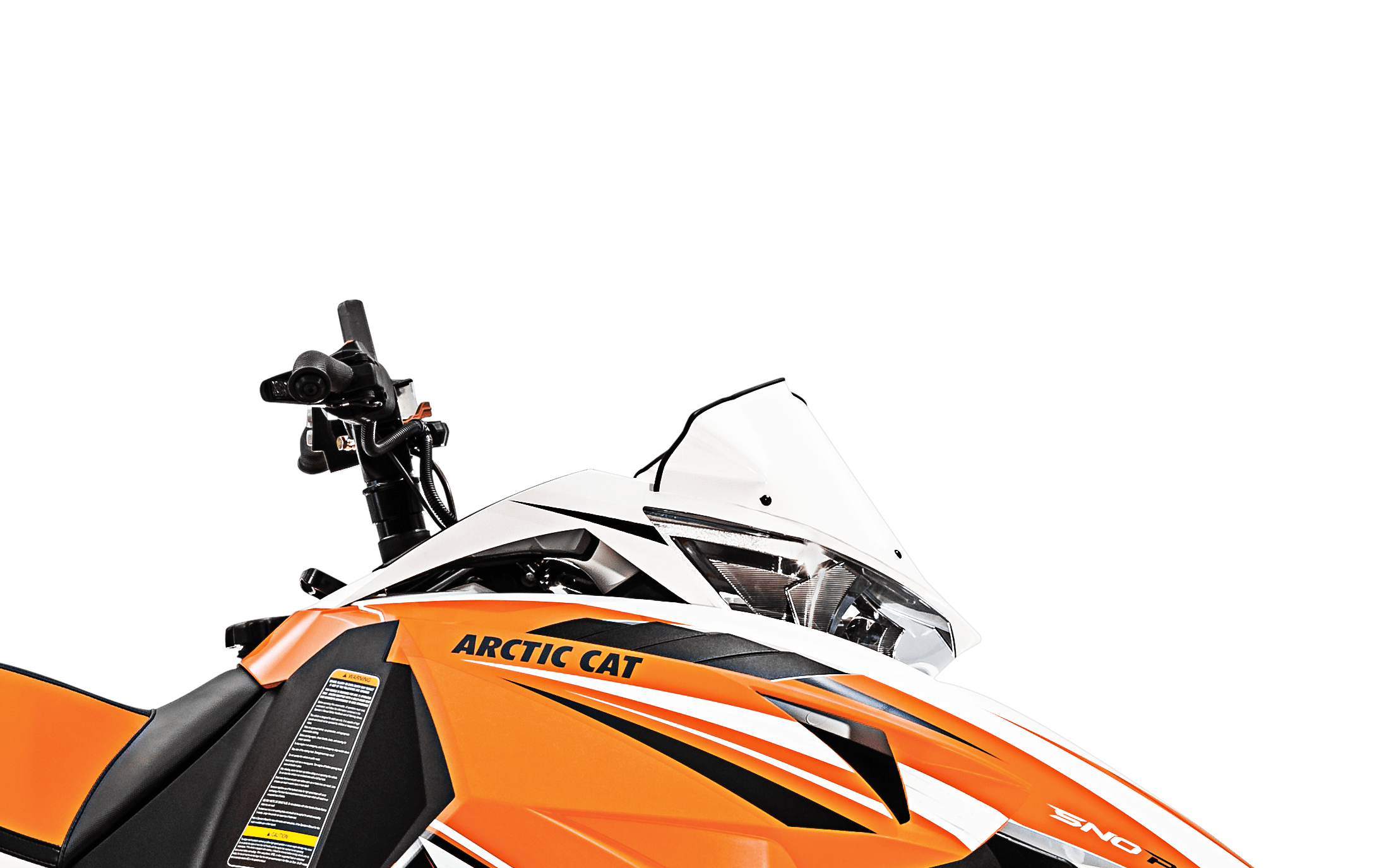 "2016 Arctic Cat XF 6000 141"" High Country in Roscoe, Illinois - Photo 3"
