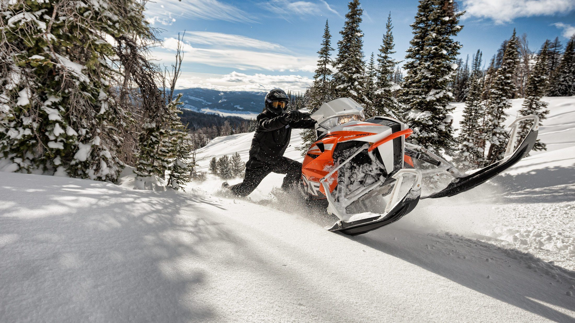 "2016 Arctic Cat XF 6000 141"" High Country in Fairview, Utah"