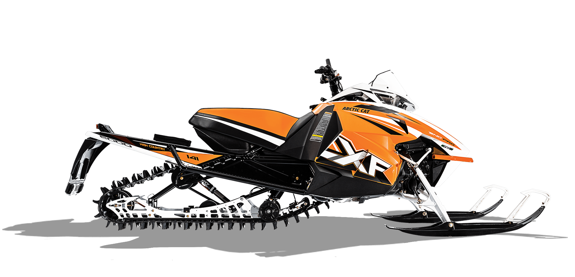 "2016 Arctic Cat XF 6000 141"" High Country in Roscoe, Illinois - Photo 1"