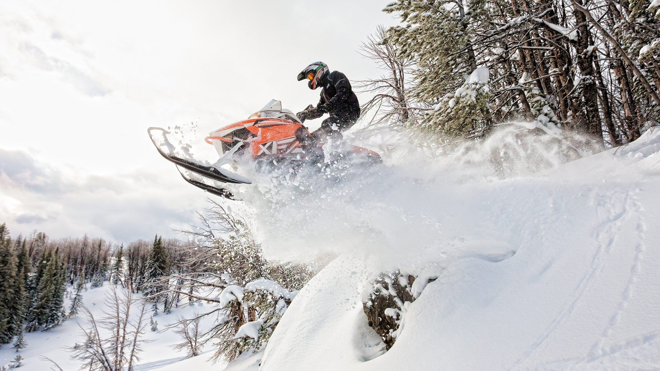 "2016 Arctic Cat XF 8000 141"" High Country in Barrington, New Hampshire"