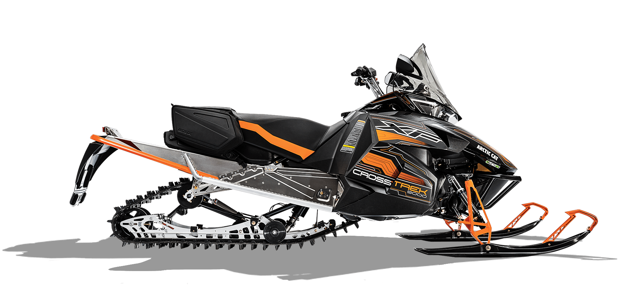 "2016 Arctic Cat XF 9000 137"" CrossTrek ES in Roscoe, Illinois"
