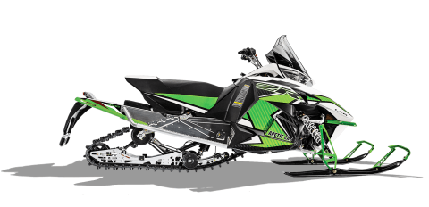 "2016 Arctic Cat ZR 4000 129"" LXR in Hillsborough, New Hampshire"