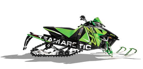 2016 Arctic Cat ZR 4000 129