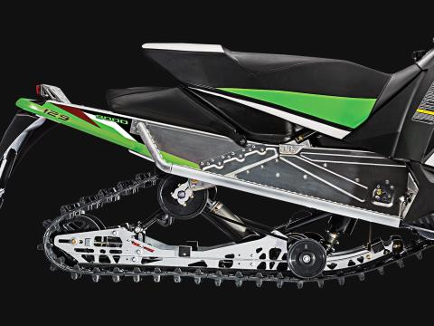 "2016 Arctic Cat ZR 5000 129"" LXR ES in Shawano, Wisconsin"