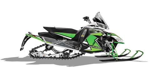 "2016 Arctic Cat ZR 5000 129"" LXR ES in Twin Falls, Idaho"