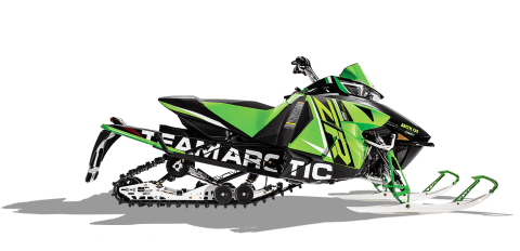 "2016 Arctic Cat ZR 6000 129"" RR in Roscoe, Illinois - Photo 1"