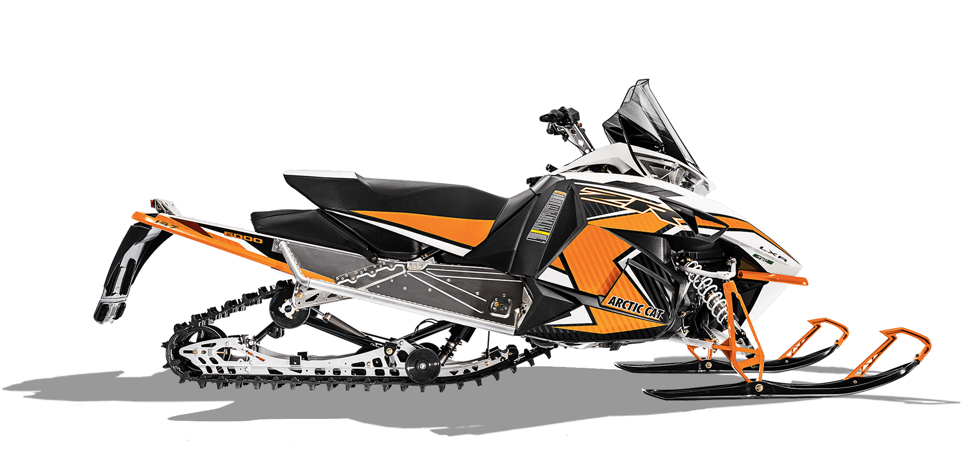 "2016 Arctic Cat ZR 6000 137"" LXR ES in Portersville, Pennsylvania"