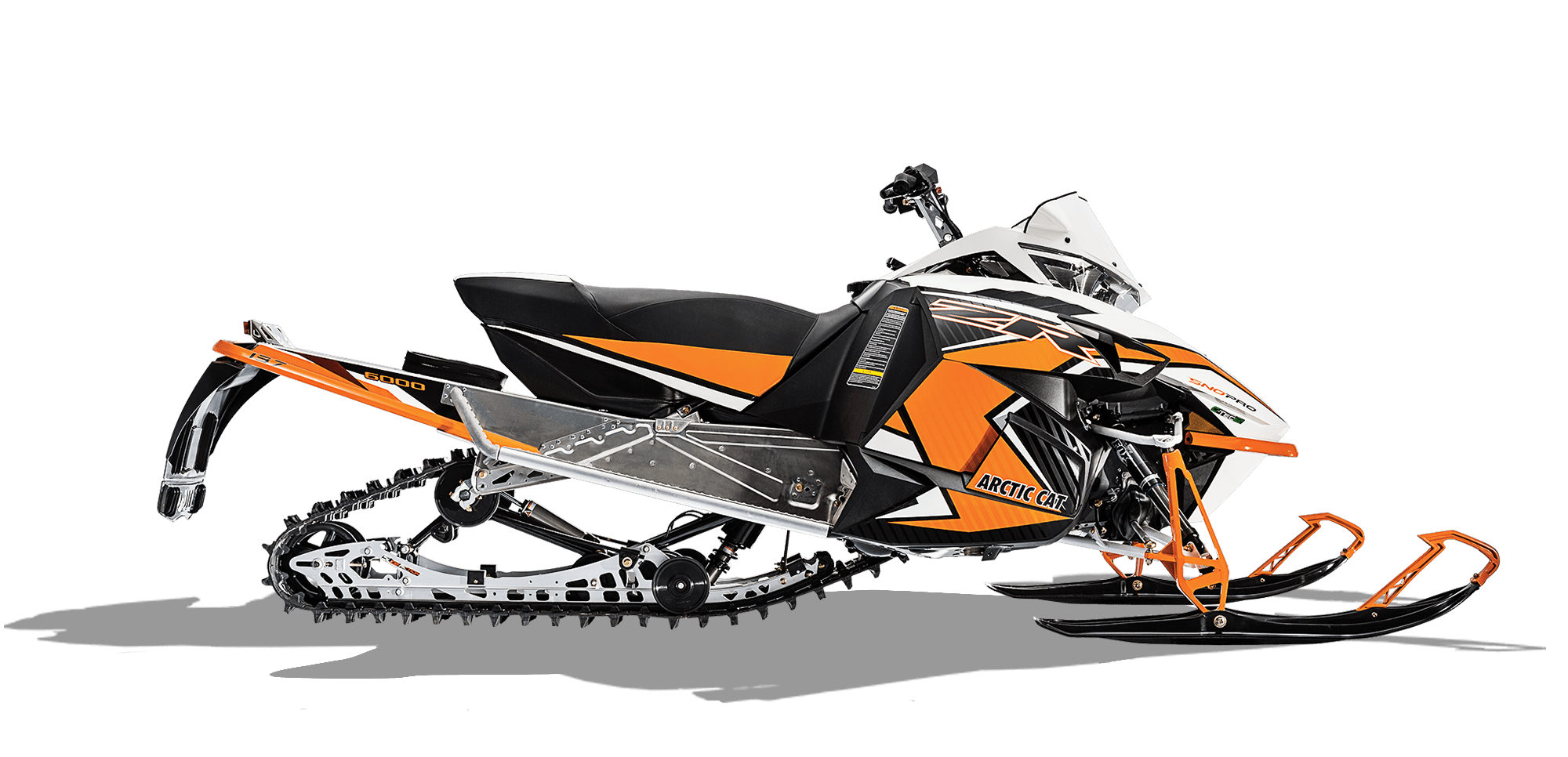 "2016 Arctic Cat ZR 6000 137"" Sno Pro ES in Roscoe, Illinois - Photo 1"