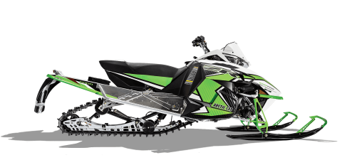 "2016 Arctic Cat ZR 6000 137"" Sno Pro ES in Mandan, North Dakota"