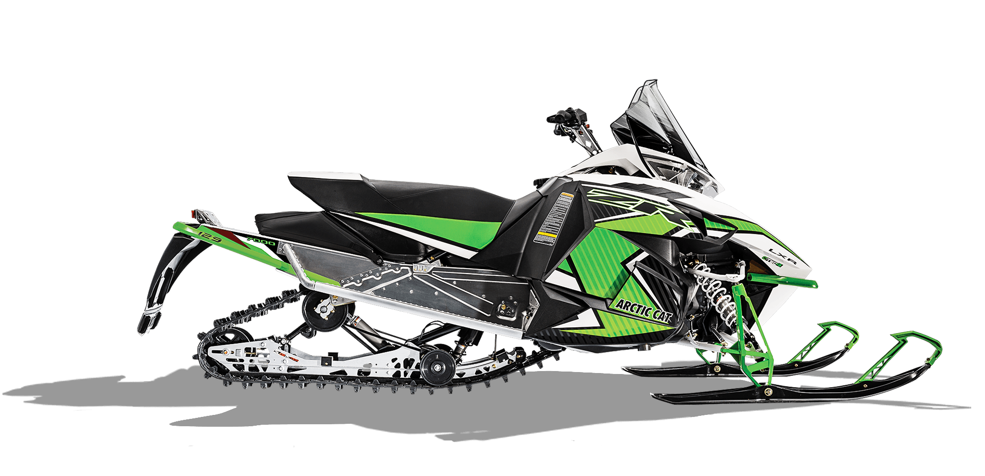 "2016 Arctic Cat ZR 7000 129"" LXR ES in Roscoe, Illinois - Photo 1"