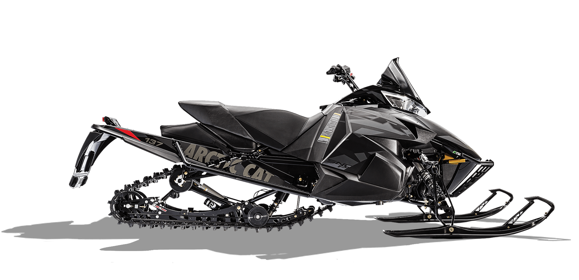 "2016 Arctic Cat ZR 7000 137"" Limited ES in Portersville, Pennsylvania - Photo 2"
