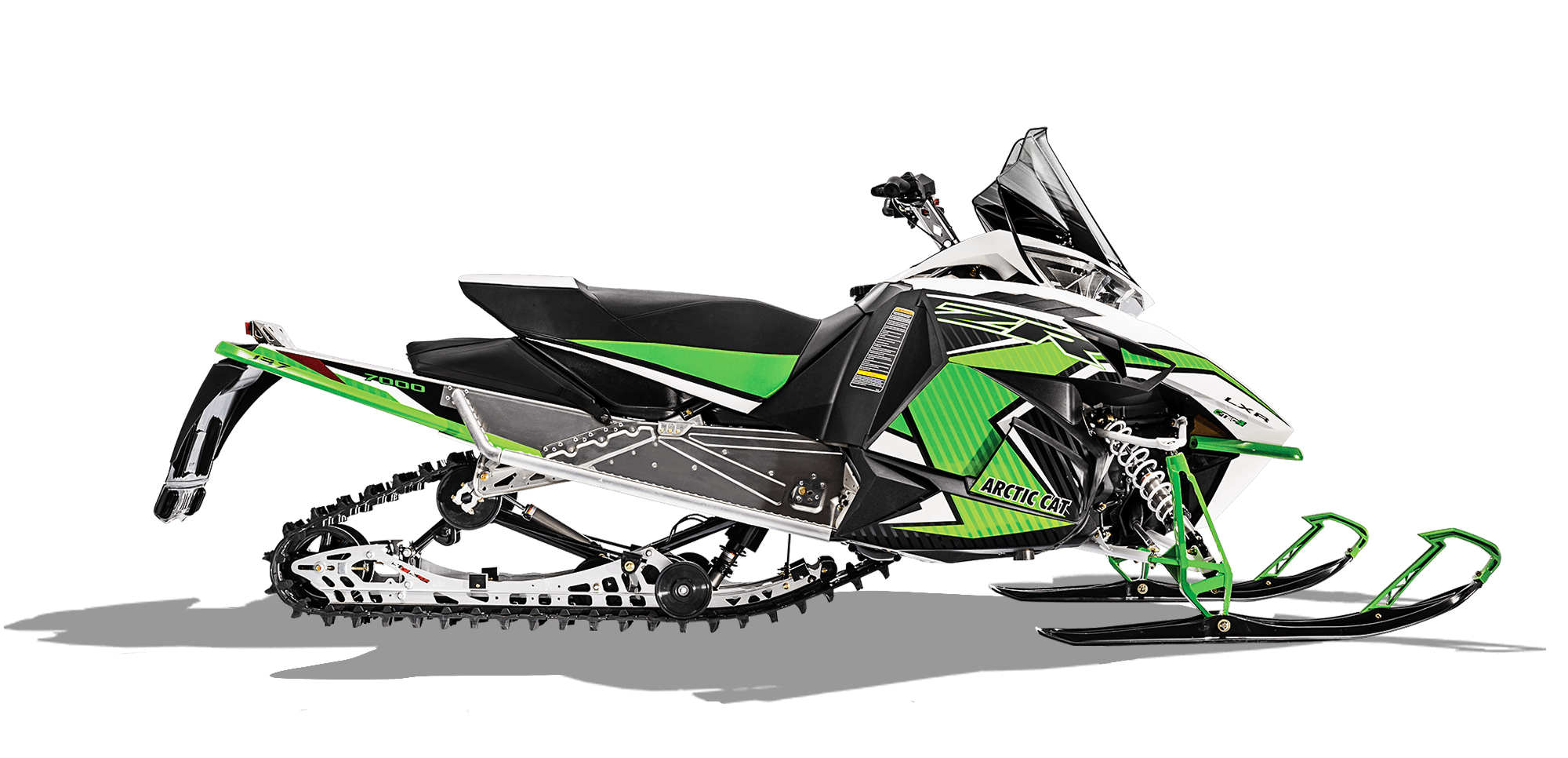 "2016 Arctic Cat ZR 7000 137"" LXR ES in Roscoe, Illinois"