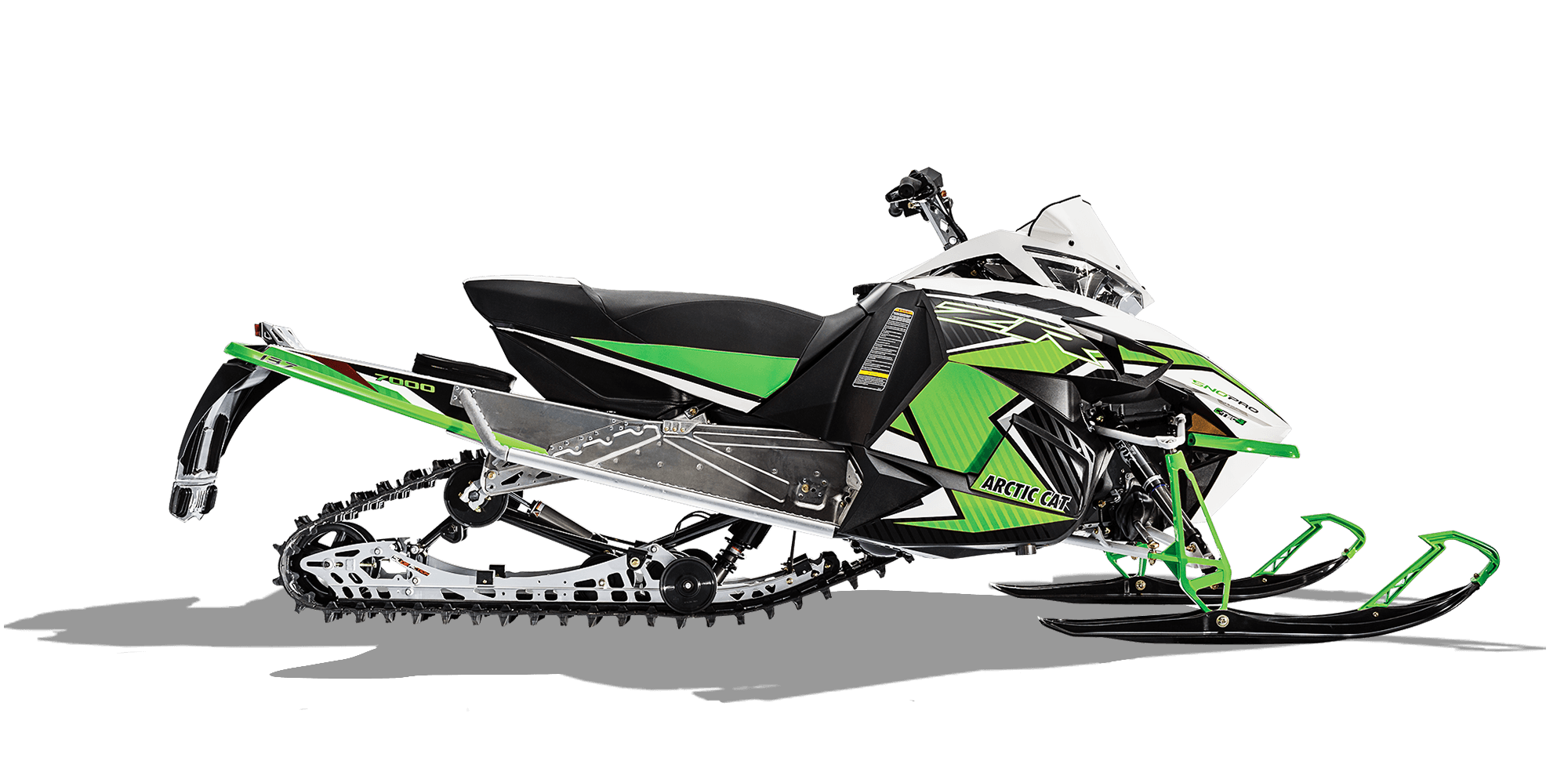 "2016 Arctic Cat ZR 7000 137"" Sno Pro ES in Roscoe, Illinois - Photo 1"
