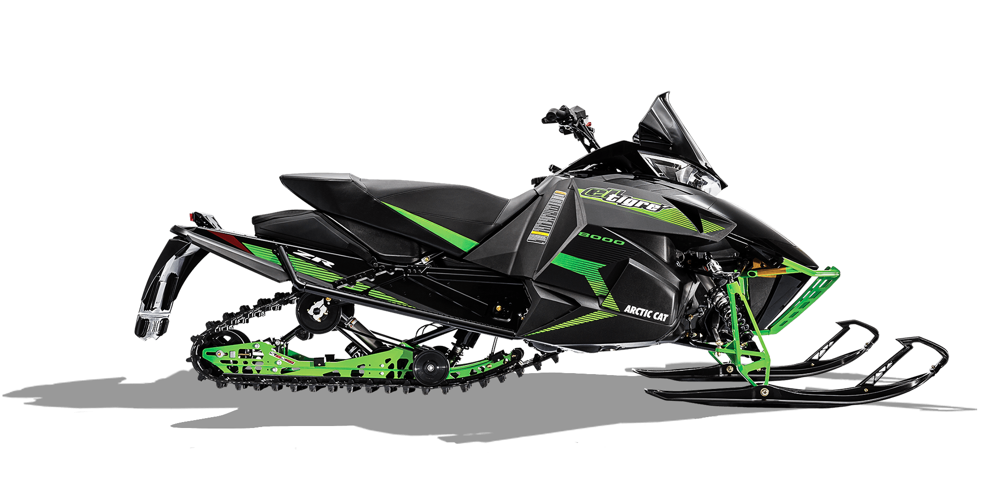 "2016 Arctic Cat ZR 8000 129"" El Tigre ES in Barrington, New Hampshire"