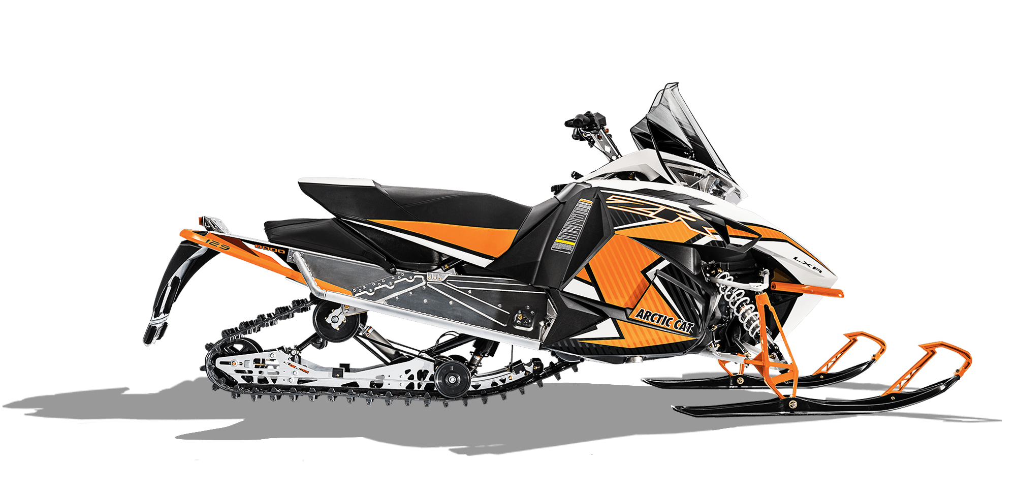 "2016 Arctic Cat ZR 8000 129"" LXR ES in Roscoe, Illinois - Photo 1"