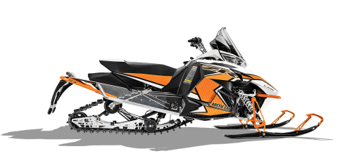 "2016 Arctic Cat ZR 8000 129"" LXR ES in Mandan, North Dakota"