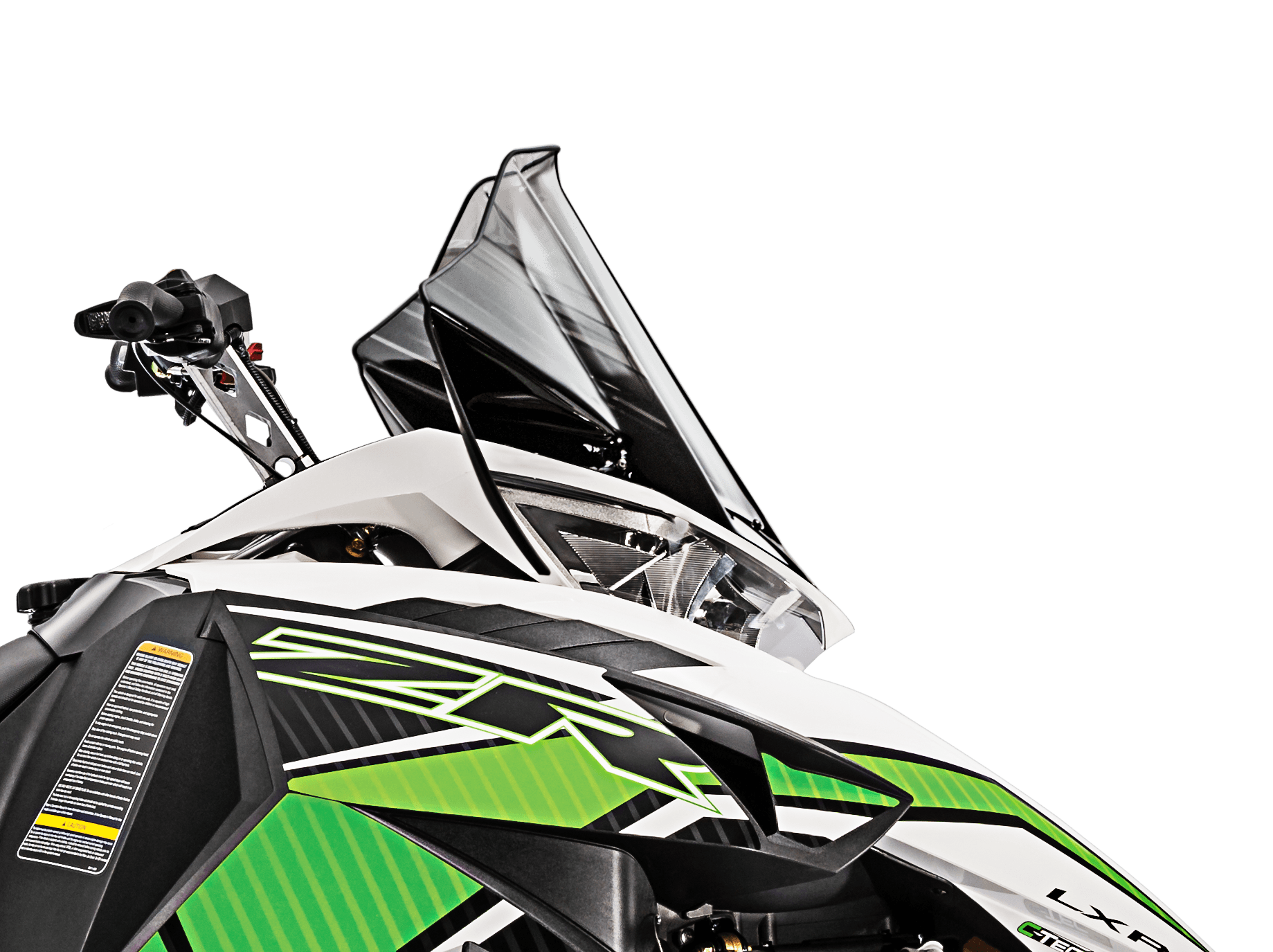"2016 Arctic Cat ZR 8000 129"" LXR ES in Roscoe, Illinois - Photo 2"