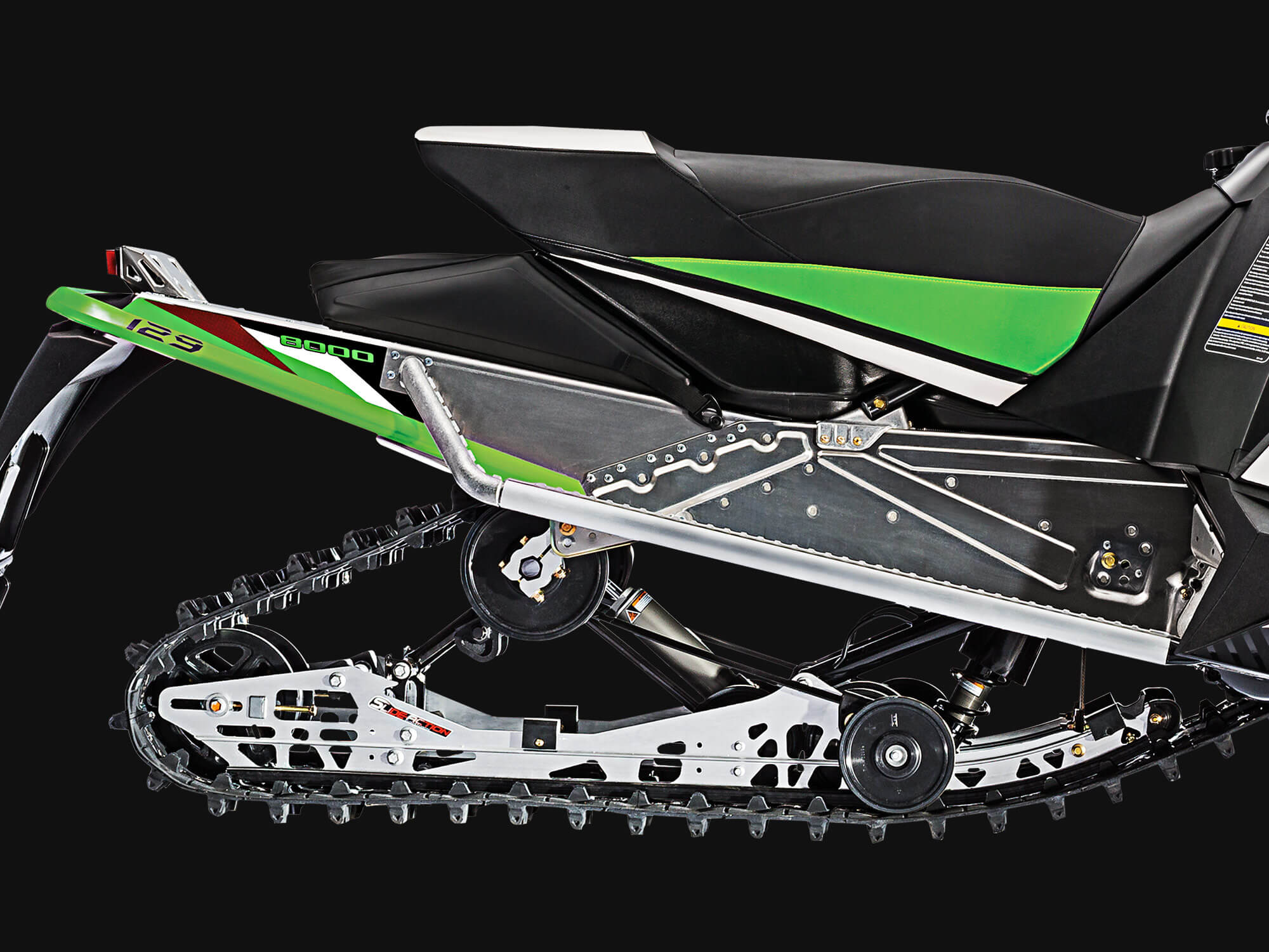 "2016 Arctic Cat ZR 8000 129"" LXR ES in Twin Falls, Idaho - Photo 5"