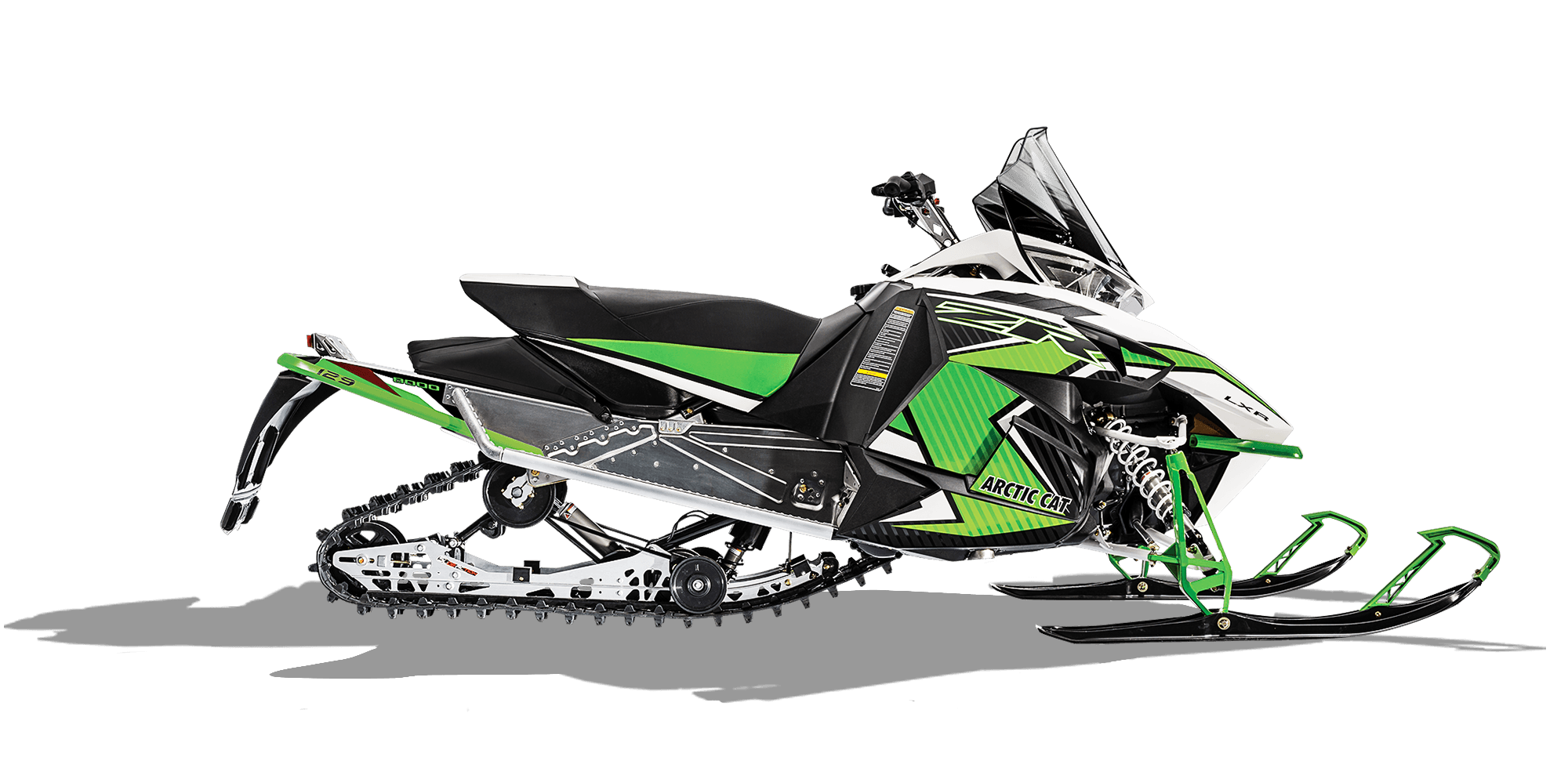 Arctic Cat ZR 8000 129