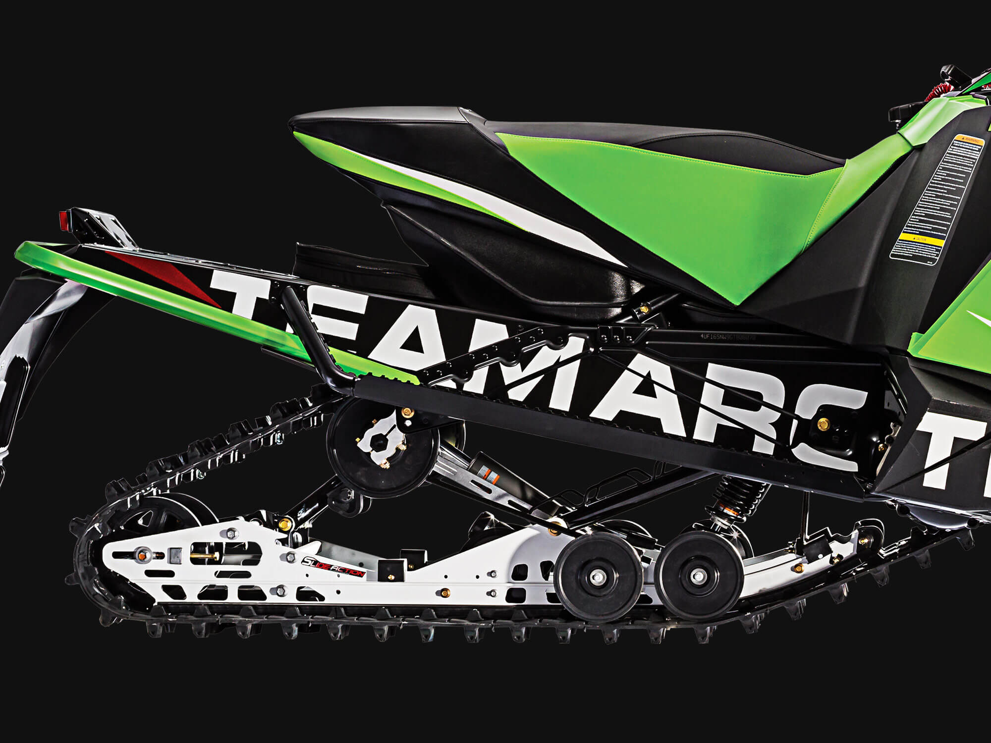 "2016 Arctic Cat ZR 8000 129"" RR ES in Fairview, Utah"