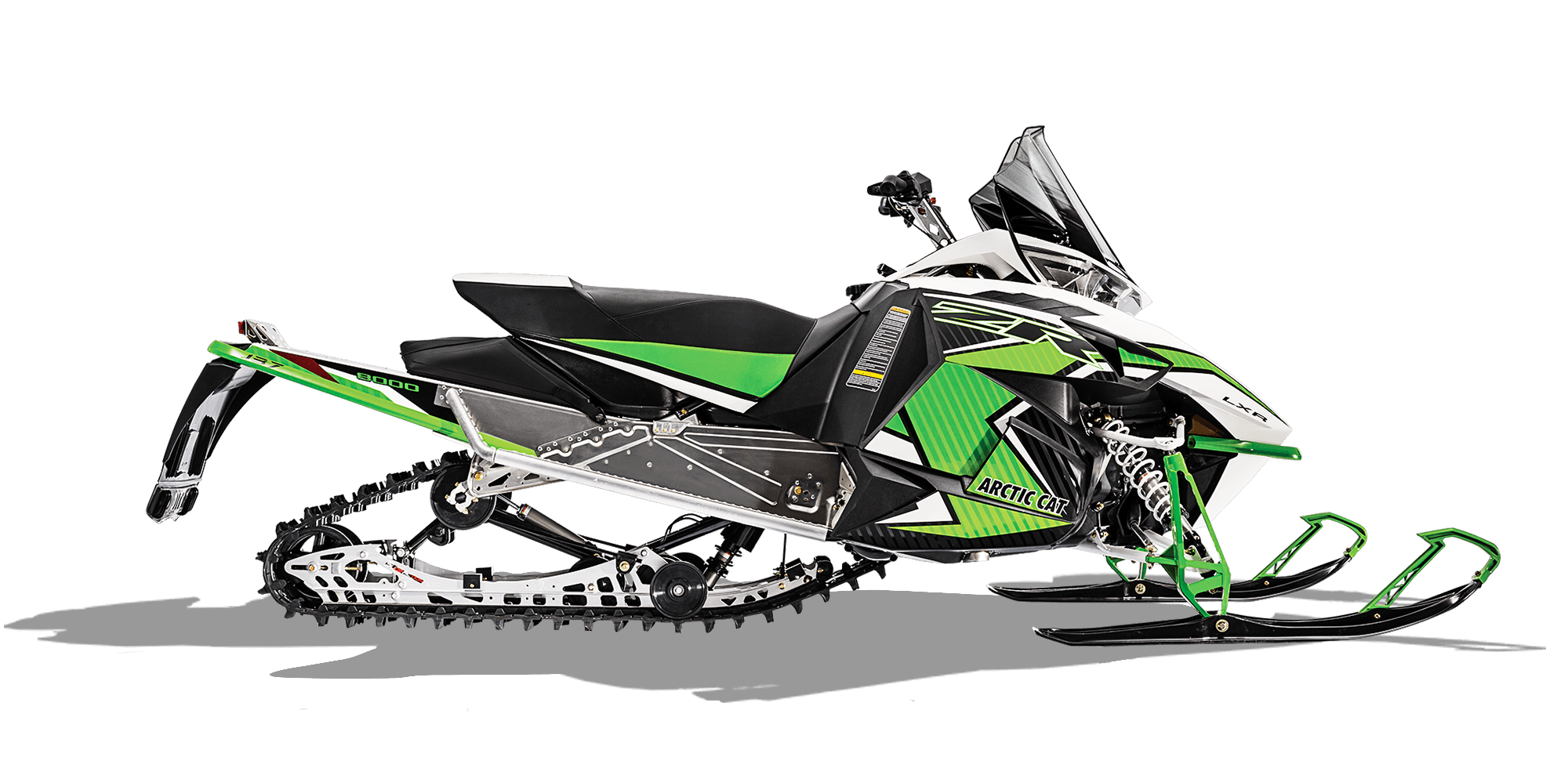 "2016 Arctic Cat ZR 8000 137"" LXR ES in Roscoe, Illinois - Photo 1"