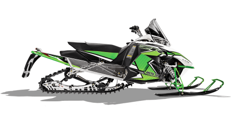"2016 Arctic Cat ZR 8000 137"" LXR ES in Mandan, North Dakota"