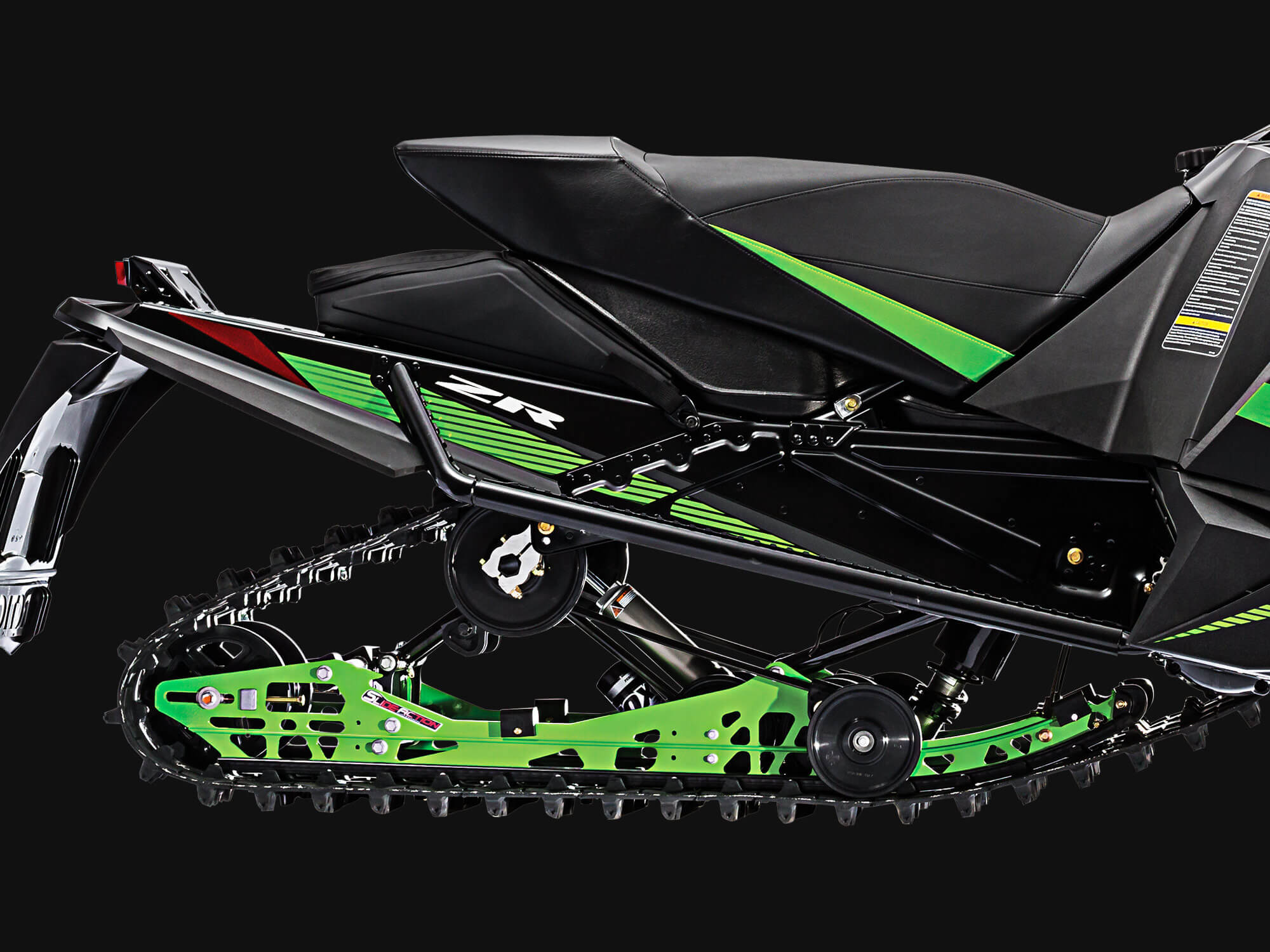 "2016 Arctic Cat ZR 9000 129"" El Tigre ES in Roscoe, Illinois - Photo 2"