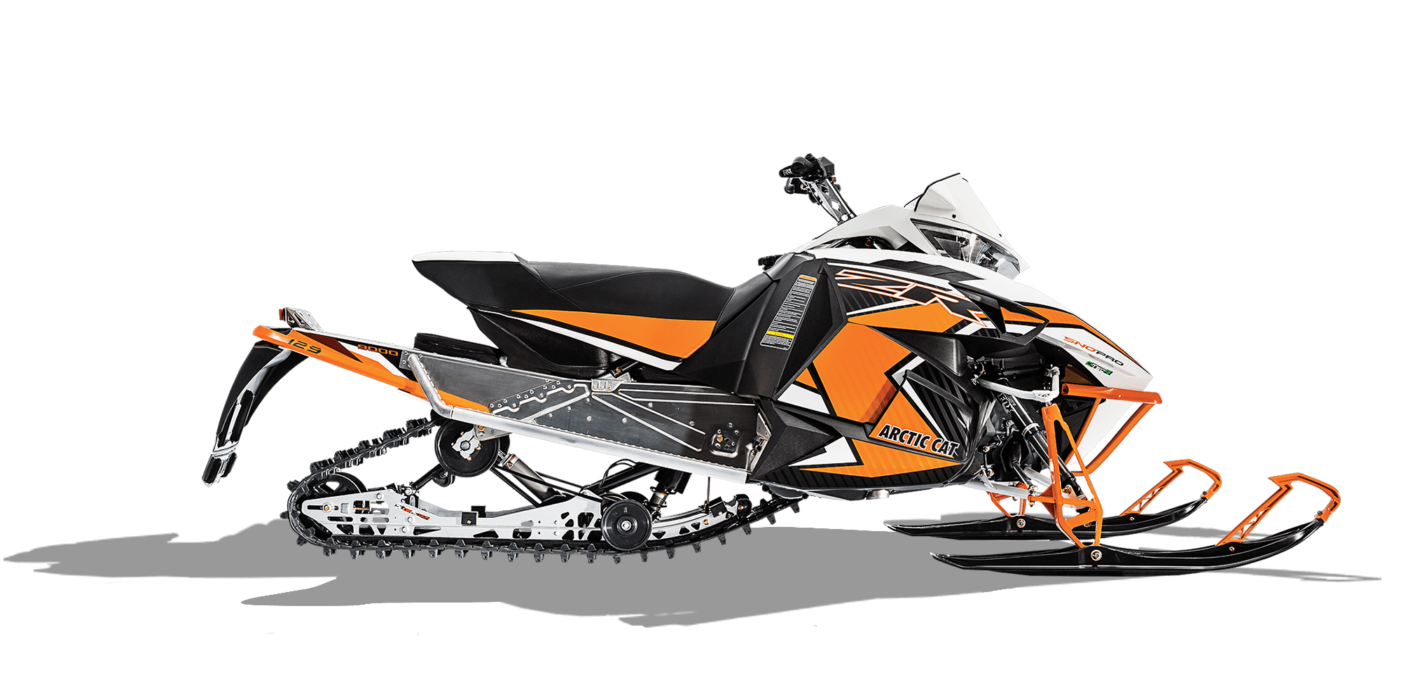"2016 Arctic Cat ZR 9000 129"" Sno Pro ES in Roscoe, Illinois"