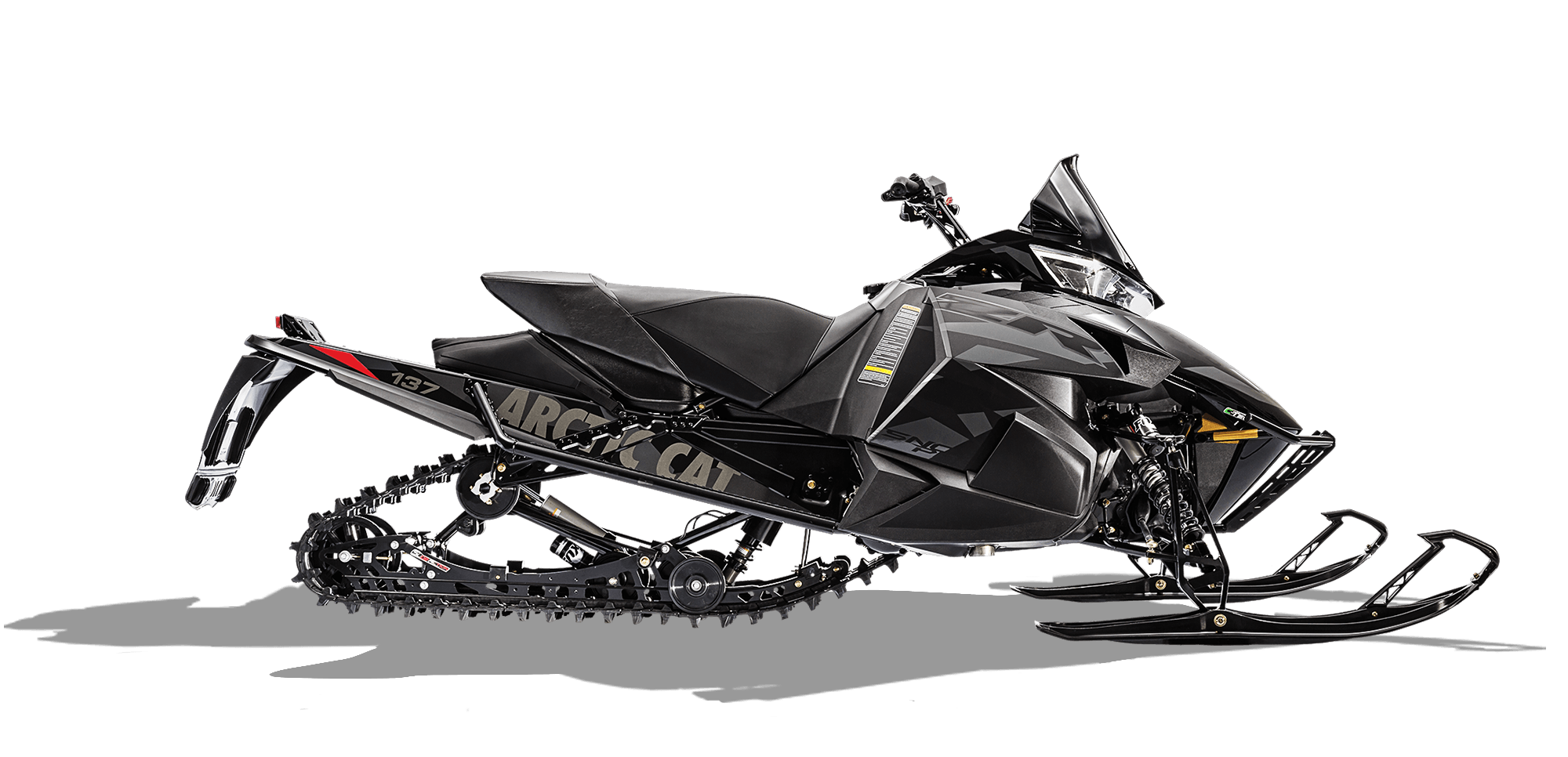"2016 Arctic Cat ZR 9000 137"" Limited ES 1"