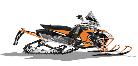 "2016 Arctic Cat ZR 9000 137"" LXR ES in Mandan, North Dakota"