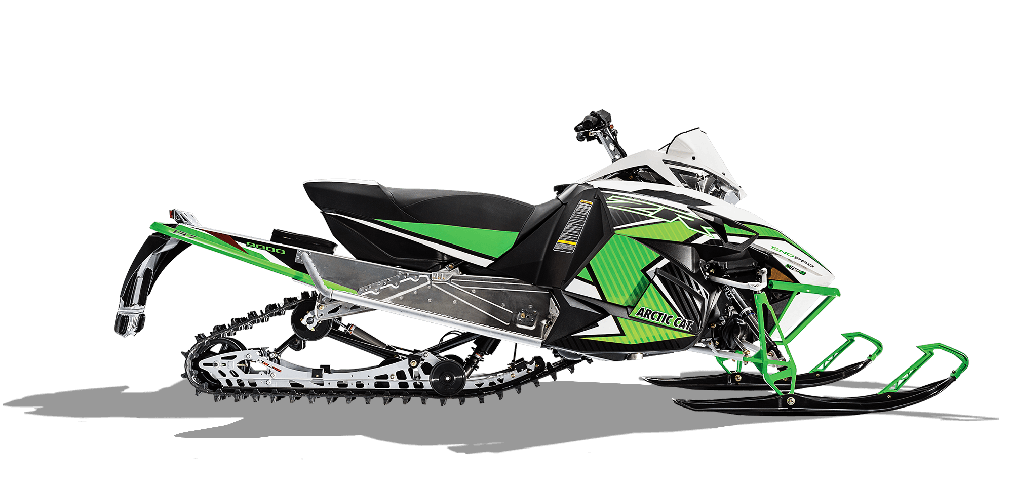 "2016 Arctic Cat ZR 9000 137"" Sno Pro ES in Roscoe, Illinois - Photo 1"