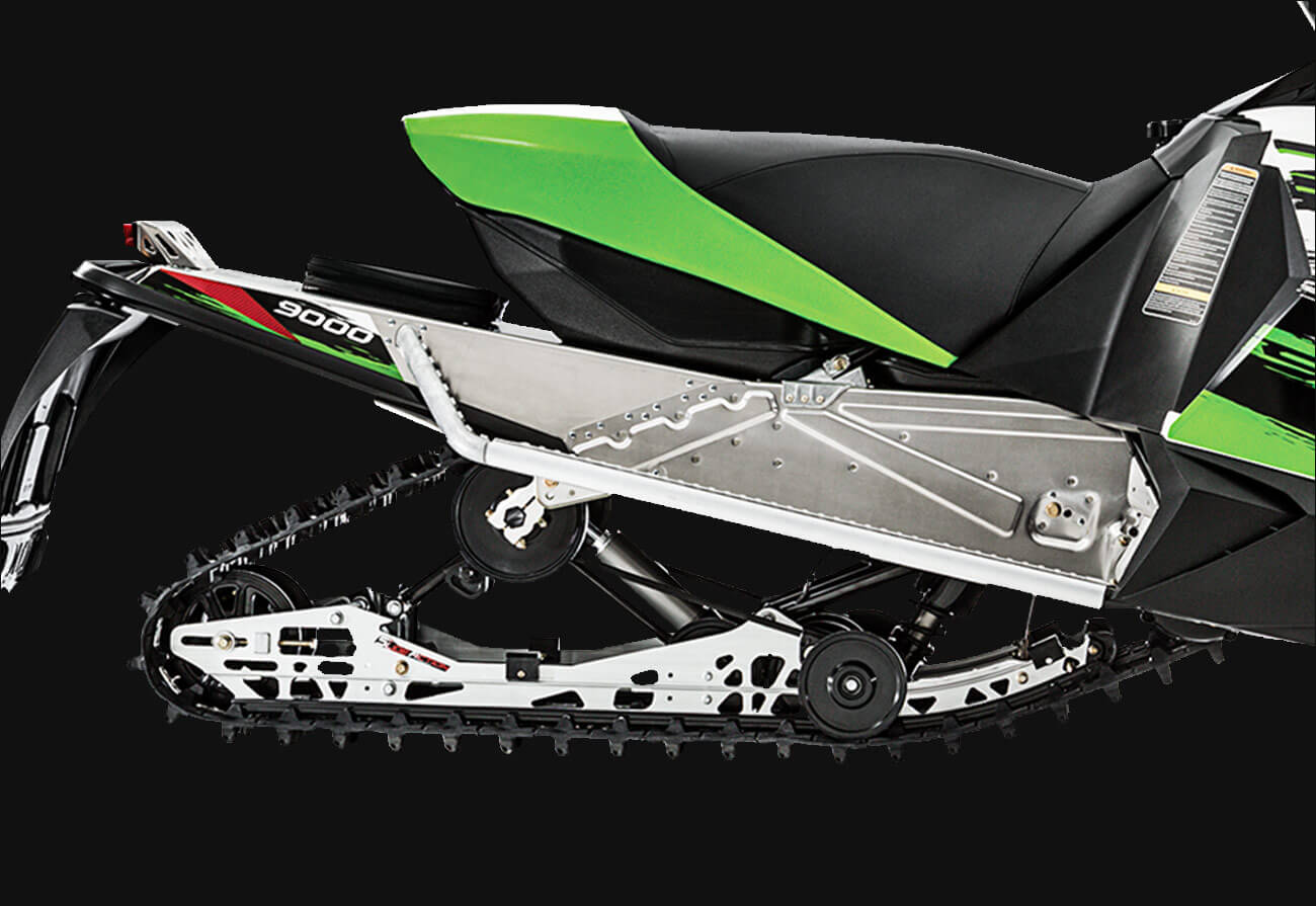 "2016 Arctic Cat ZR 9000 137"" Sno Pro ES in Edgerton, Wisconsin - Photo 4"