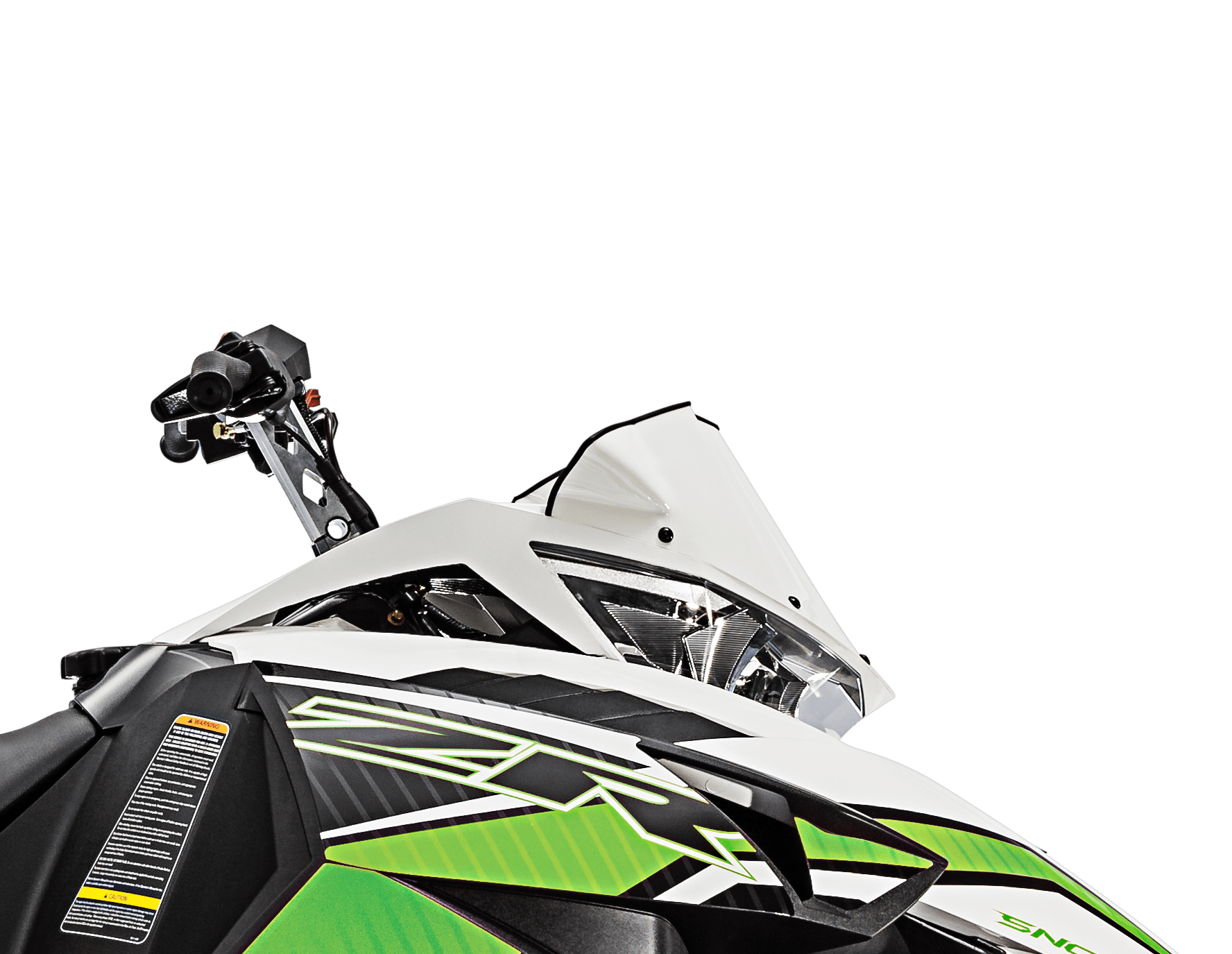 "2016 Arctic Cat ZR 9000 137"" Sno Pro ES in Edgerton, Wisconsin - Photo 2"