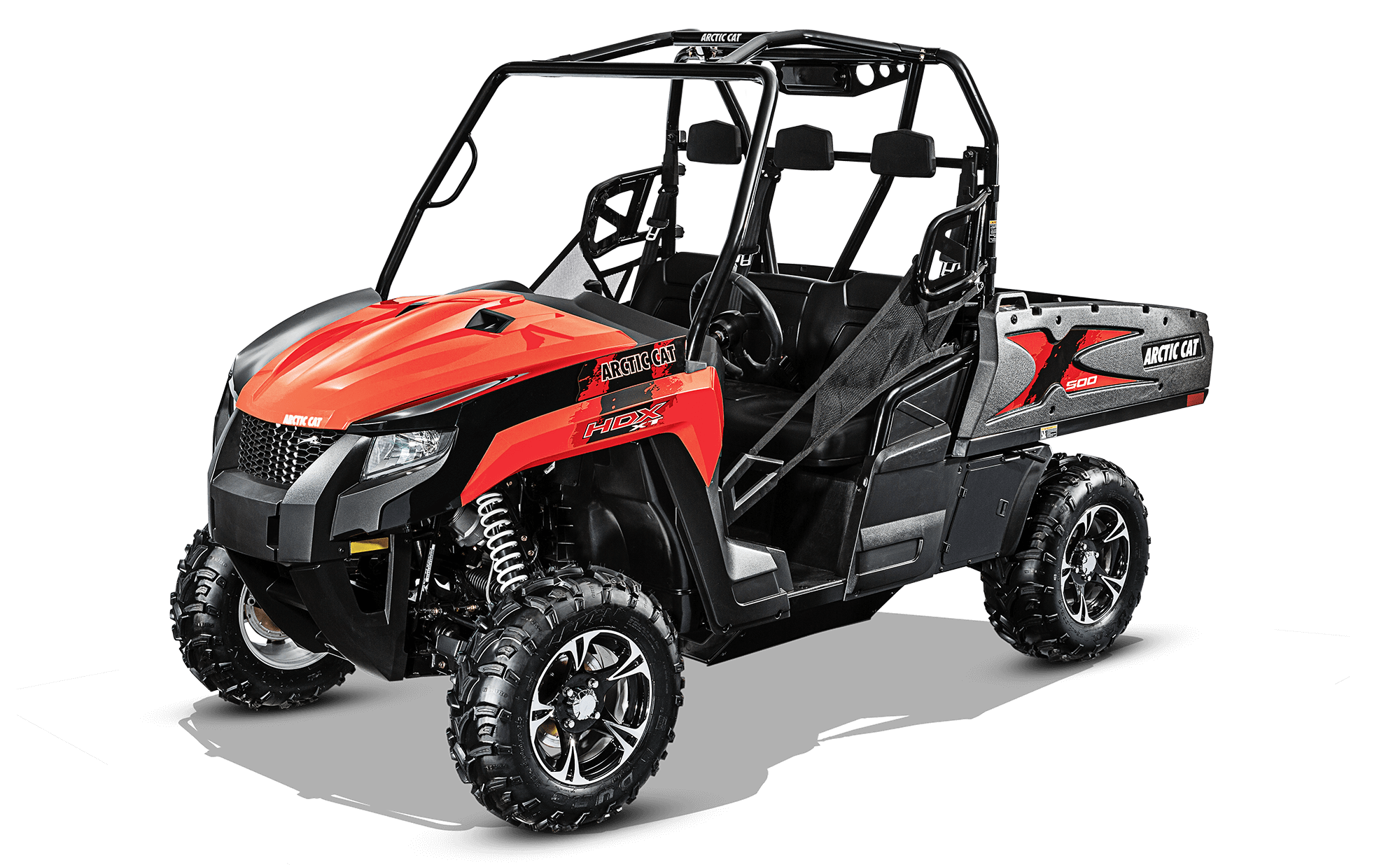 2016 Arctic Cat HDX 500 XT in Roscoe, Illinois
