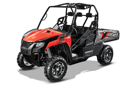 2016 Arctic Cat HDX 500 XT in Hendersonville, North Carolina