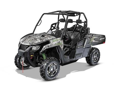 2016 Arctic Cat HDX 700 SE Hunter Edition in Roscoe, Illinois