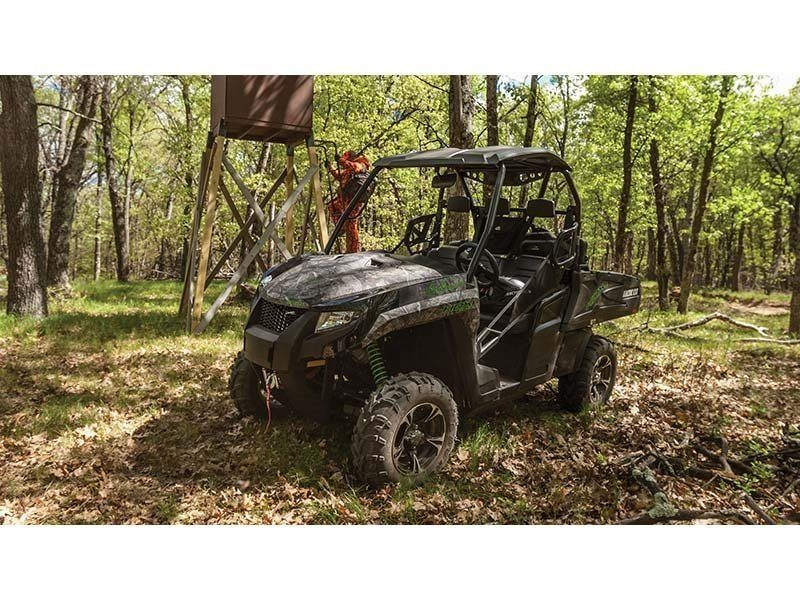 2016 Arctic Cat HDX 700 SE Hunter Edition in Rockwall, Texas