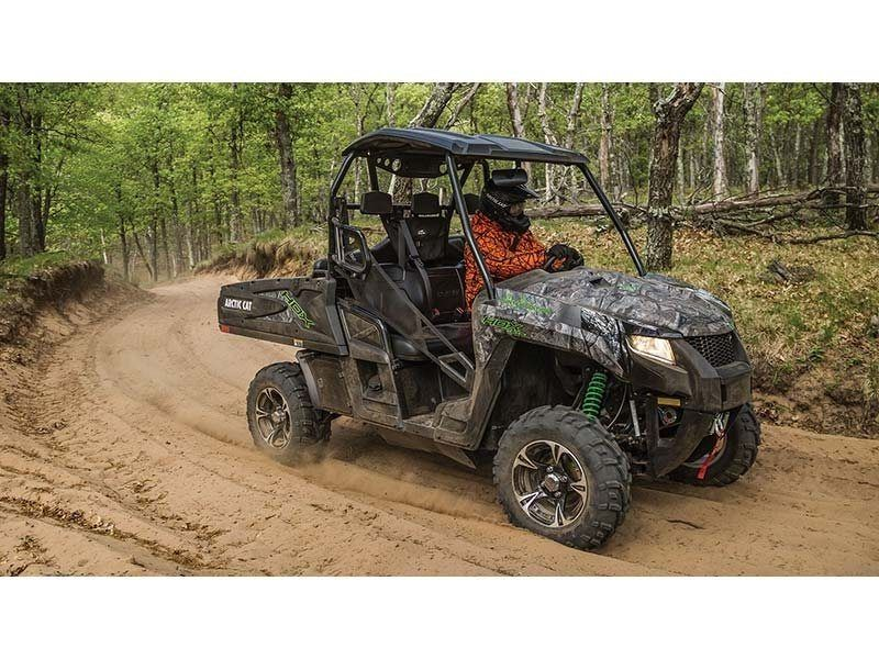 2016 Arctic Cat HDX 700 SE Hunter Edition in Lake Havasu City, Arizona