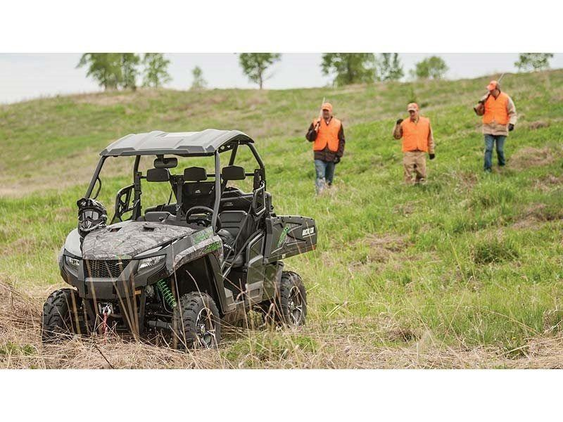 2016 Arctic Cat HDX 700 SE Hunter Edition in Orange, California
