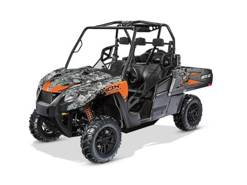 2016 Arctic Cat HDX 700 Special Edition in Roscoe, Illinois