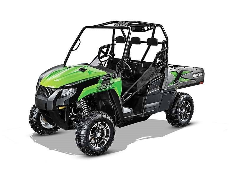 2016 Arctic Cat HDX 700 XT in Roscoe, Illinois