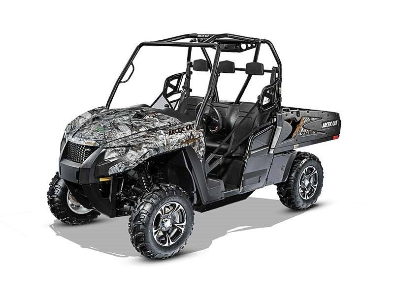2016 Arctic Cat HDX 700 XT in Harrisburg, Illinois