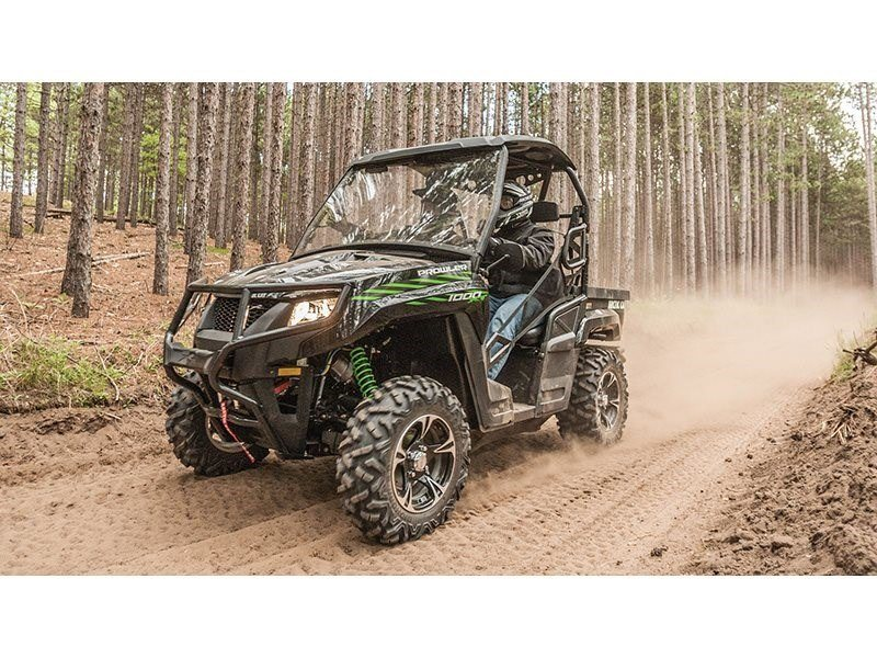 2016 Arctic Cat Prowler 1000 XT in Roscoe, Illinois