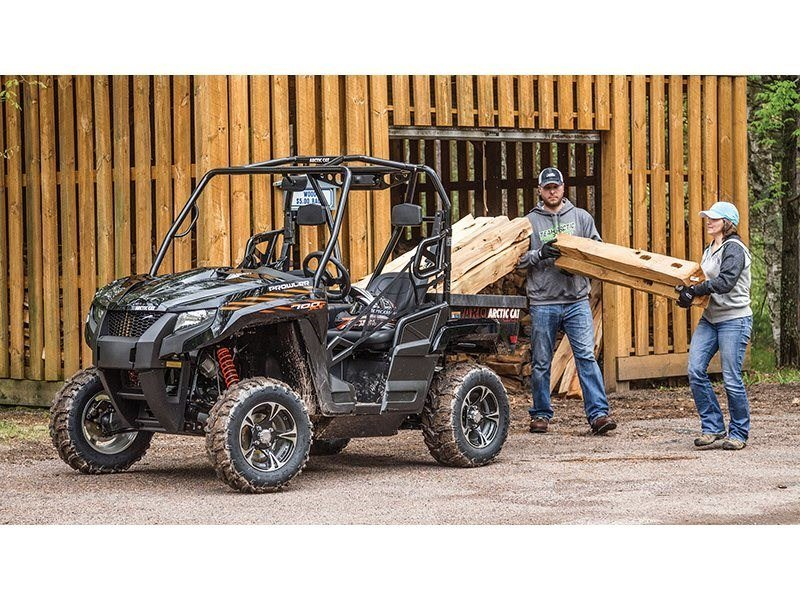 2016 Arctic Cat Prowler 700 XT in Moorpark, California