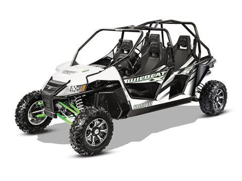 2016 Arctic Cat Wildcat 4X in Ukiah, California
