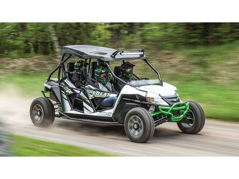 2016 Arctic Cat Wildcat 4X in Hamburg, New York