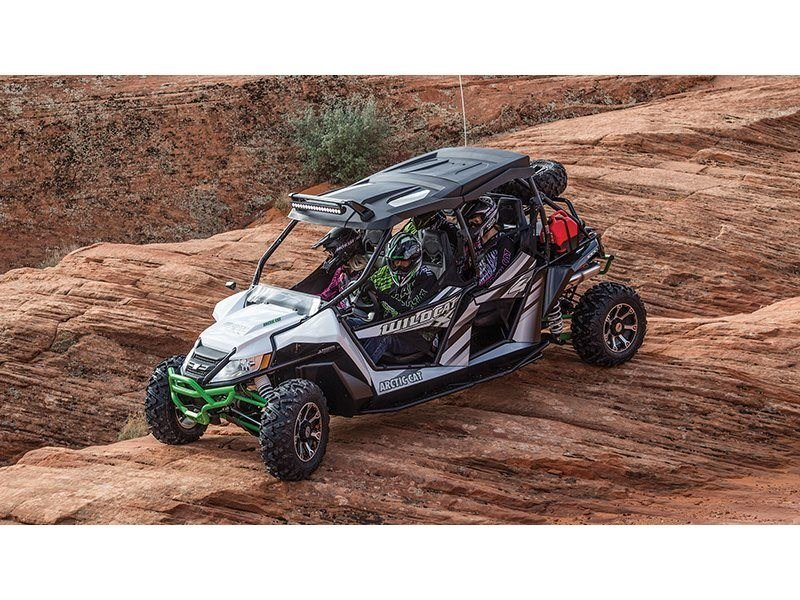 2016 Arctic Cat Wildcat 4X in Harrisburg, Illinois