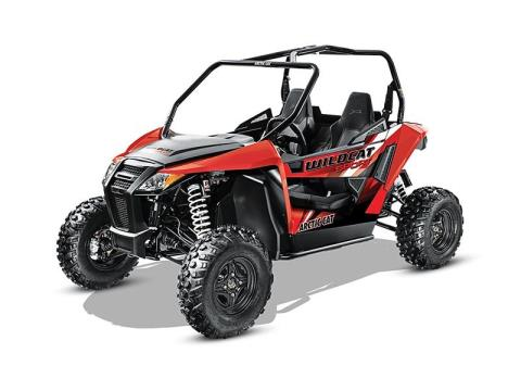 2016 Arctic Cat Wildcat Sport in Roscoe, Illinois
