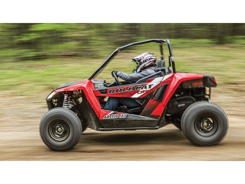 2016 Arctic Cat Wildcat Sport in Mandan, North Dakota